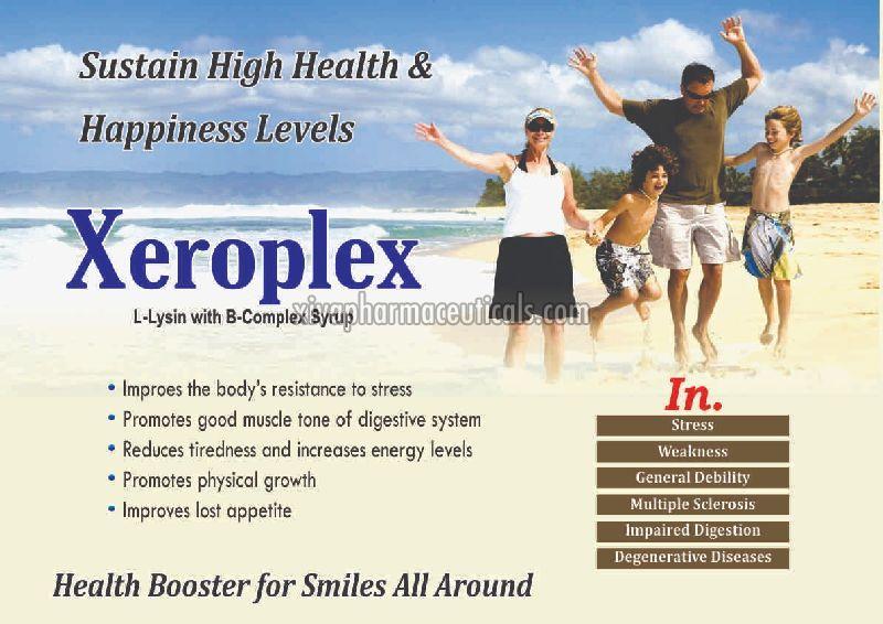 Xeroplex Syrup