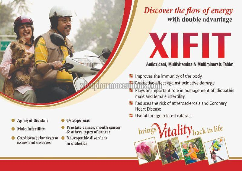 Xifit Tablets