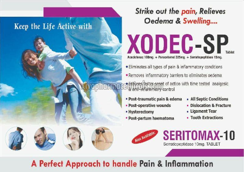 Xodac SP Tablets