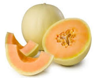 Fresh Orange Flesh Honeydew