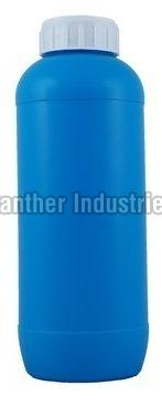Blue HDPE Emida Shaped Bottle