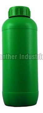 Green HDPE Emida Shaped Bottle