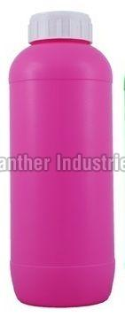 Pink HDPE Emida Shaped Bottle