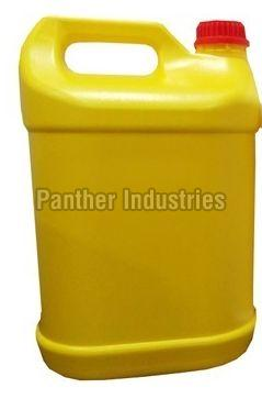 Yellow Plastic Can