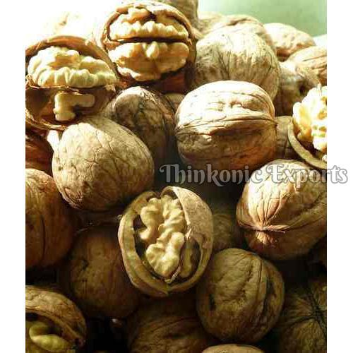 Kashmiri Shelled Walnut