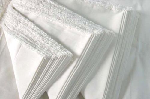 Grey Raw Cotton Fabric