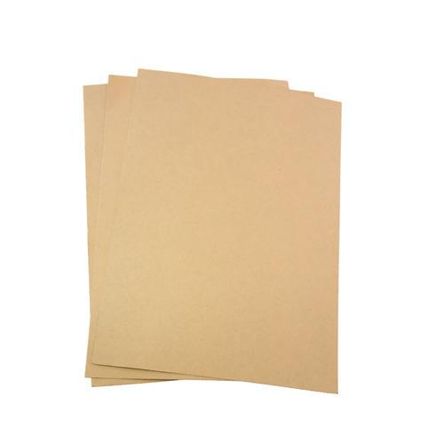 Virgin Kraft Paper Sheets