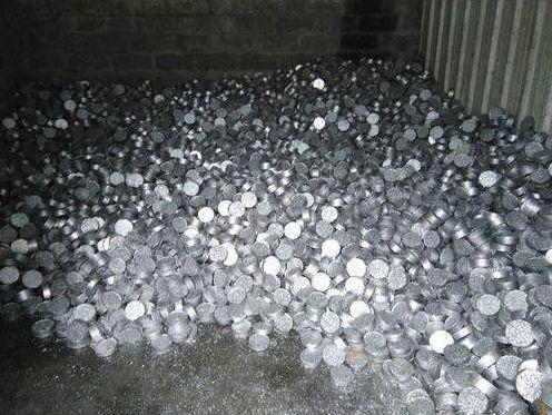 Aluminium Briquettes Scrap