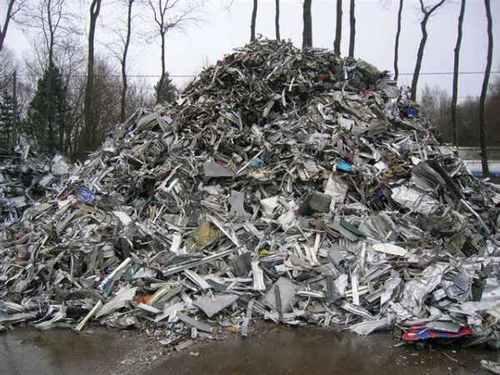 Aluminium Taint Tabor Scrap