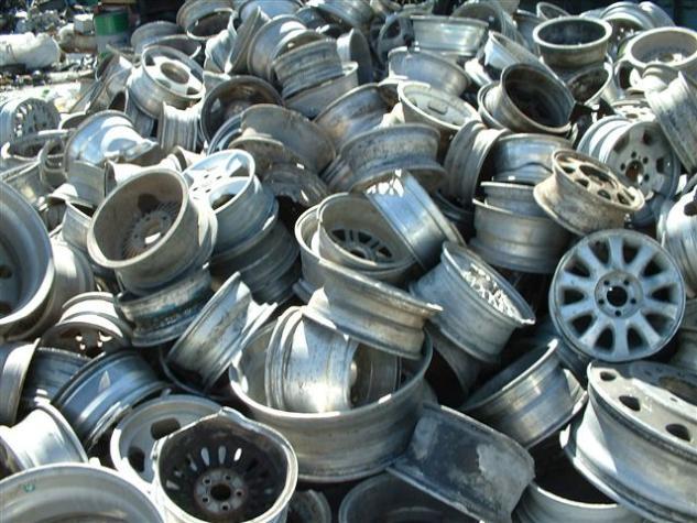 Aluminium Troma Scrap