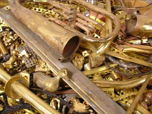 Brass Boring Scrap