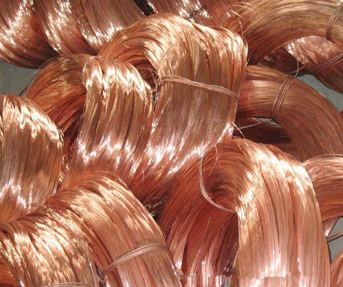 Brown Copper Scrap