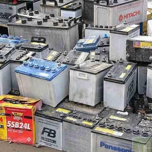 Car Battery Scrap