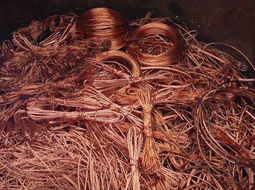 Copper Coil Scrap