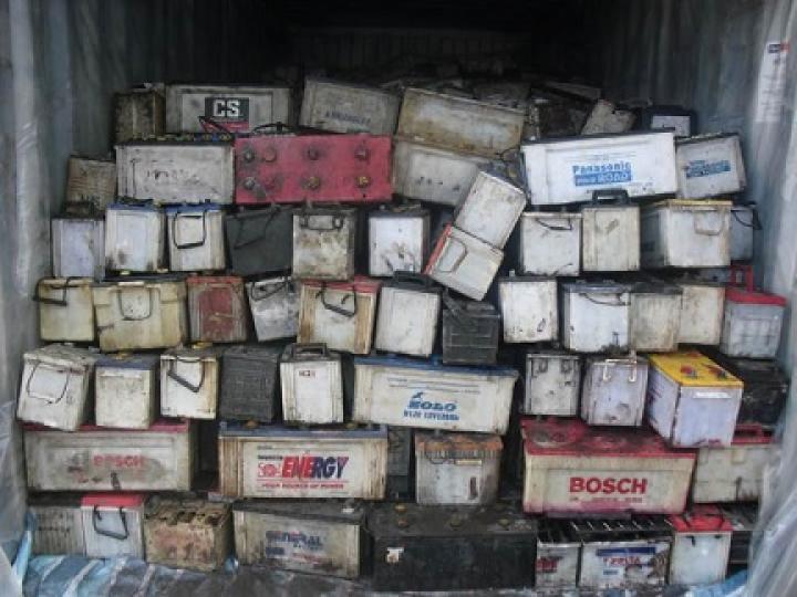 Inverter Battery Scrap