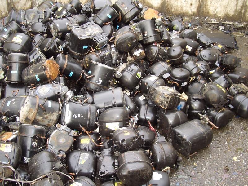 Iron Compressor Scrap