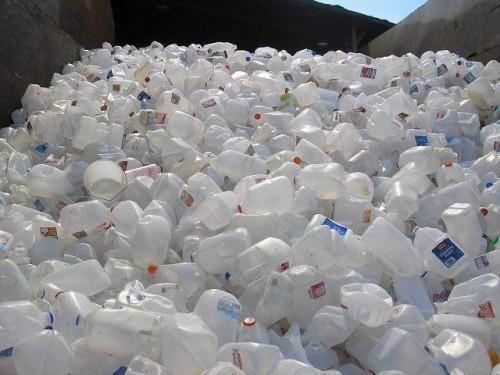 LDPE Bottle Scrap