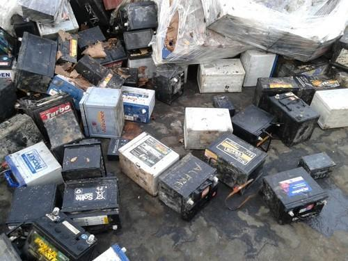 PPCP Battery Scrap