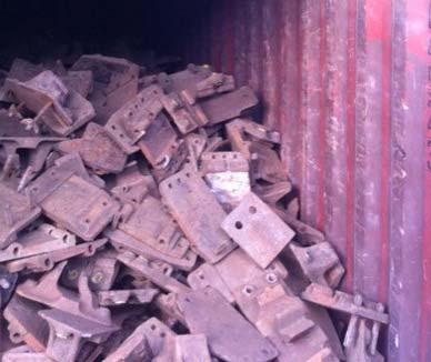 Rail Chair Scrap