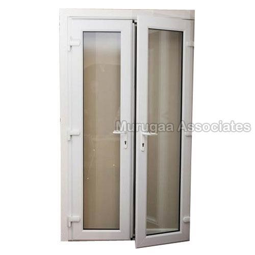 UPVC Designer Door