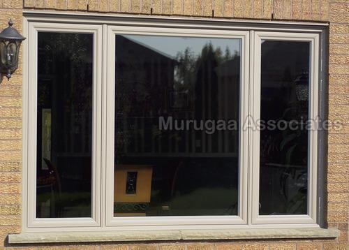 UPVC Fixed Casement Window