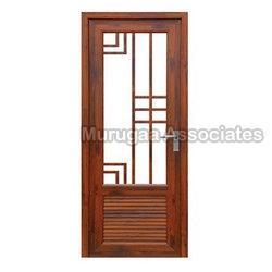 UPVC Printed Door
