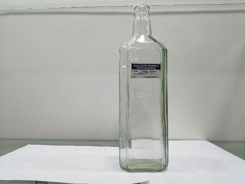 Liquor Glass Bottle - Manufacturer Exporter Supplier in Firozabad India