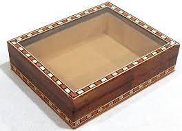Transparent Sweet Box