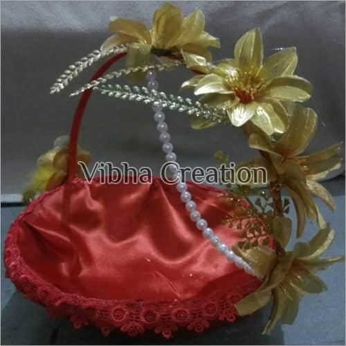 Decorative Packaging Basket 02
