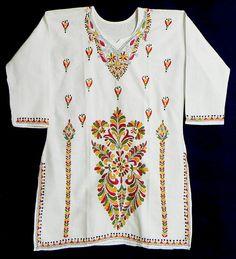Kantha Work Cotton Kurti