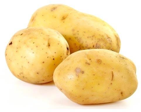 Fresh Brown Potato