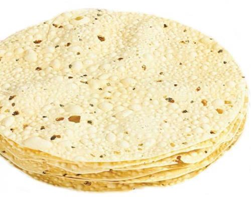 Plain Moong Dal Papad
