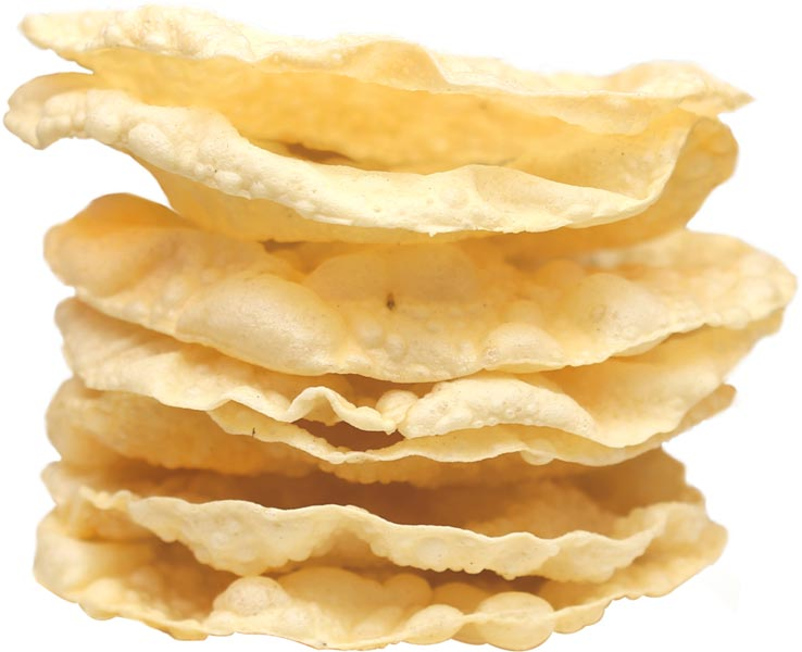 Salty Nagali Papad