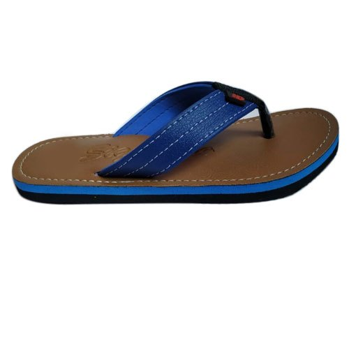 13f31dea6 Mens Blue Flip Flop Slipper Manufacturer Supplier in Kanpur India