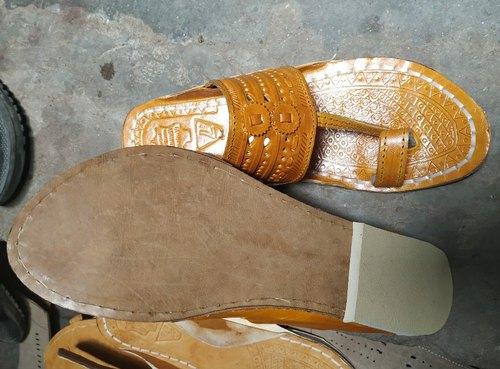 Mens Fancy Kolhapuri Slipper