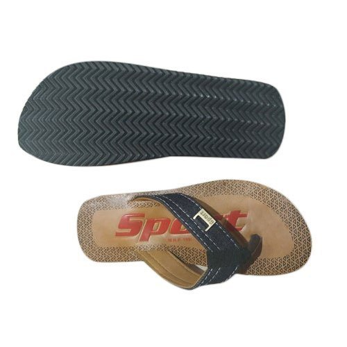 Mens Flexible Slipper 02