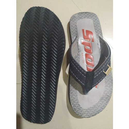 Mens Flexible Slipper 03