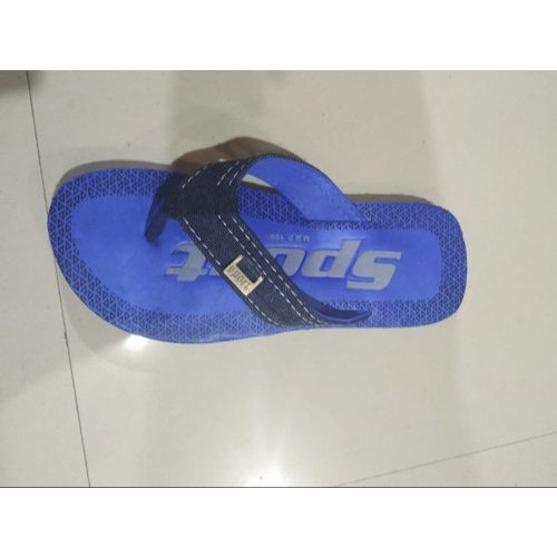 Mens Flexible Slipper 04