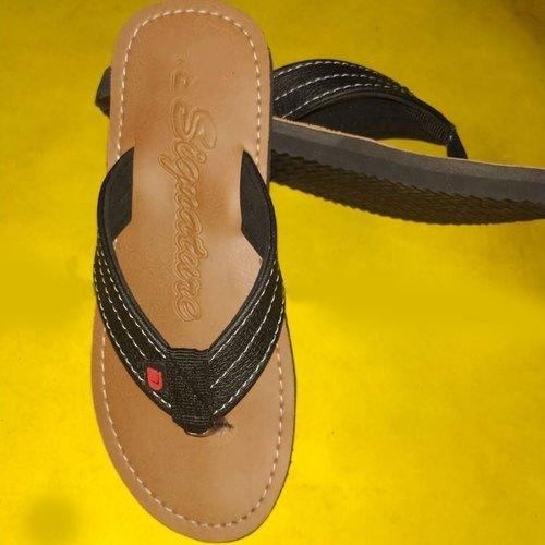 Mens Plain Designer Slipper 02