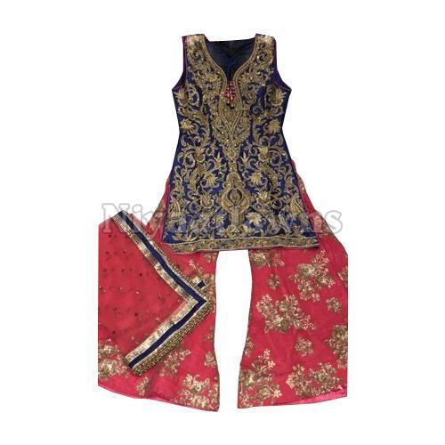 Indian Plazo Suit