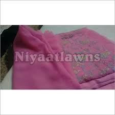 Ladies Cotton Silk Unstitched Suit