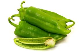 Fresh Broad Green Chilli