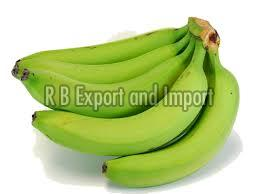Fresh Cavendish Green Banana