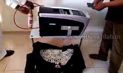 Black Dollar Cleaning Machine