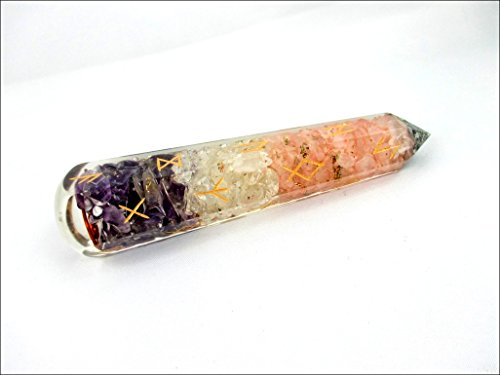 Orgonite Healing Massage Wands