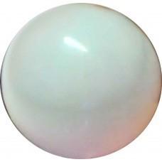 White Agate Spheres