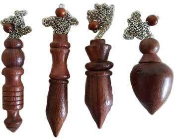 Wooden Pendulum Pendants