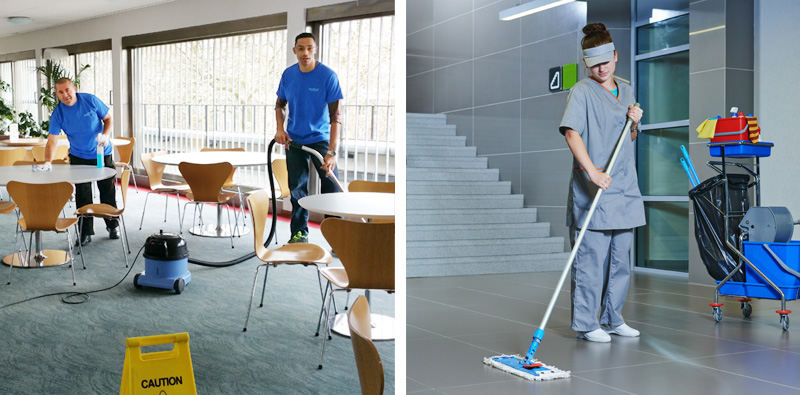 Commercial CleaningService
