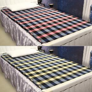 Checkered Single Bed Mattress