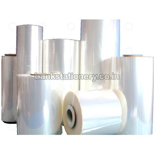 BP POF Shrink Film Rolls